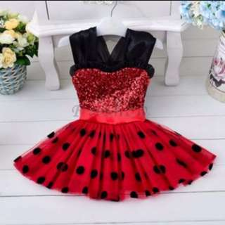 Minnie Mouse Girls Dress Up Gown