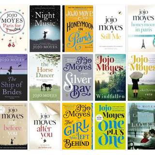 Jojo Moyes Ebook