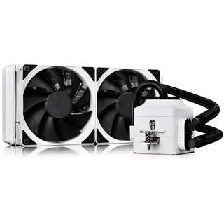 DeepCool Captain 240EX White