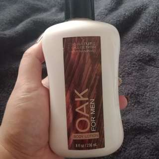 mans lotion
