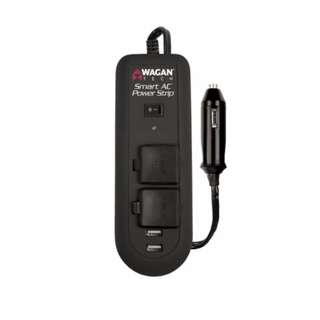 Wagan Tech 2621-7 Smart AC Power Strip Inverter