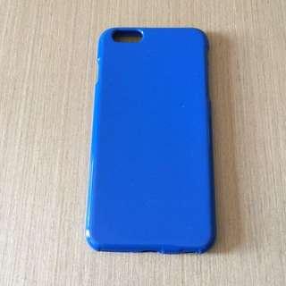 iPhone 6plus 藍色 手機殻