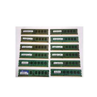 For Sale Desktop memory Mudule   2Gb DDr3 10600mhz / 1333mhz