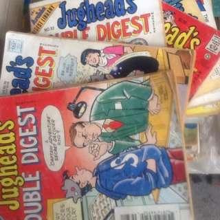 Jughead's double digest