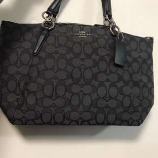 Coach Small Signature Kelsey Satchel (brand new)