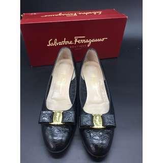 Salvatore Ferragamo Pump shoes - Salvatore Ferragamo 短跟鞋