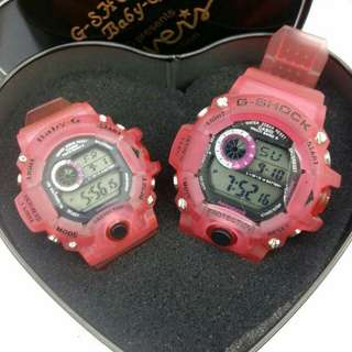 Gshock Couple