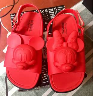 Mini Melissa Disney Beach Slide