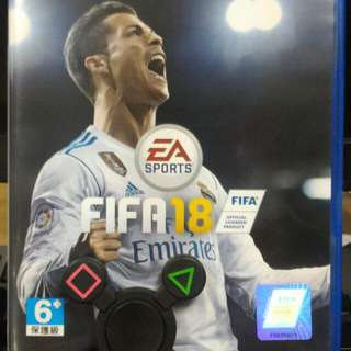 [PS 4] Fifa 18 + DLC Icons + Poster