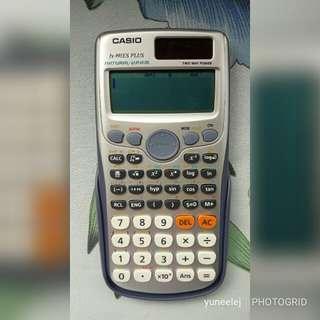 REPRICED!!! Casio Scientific Calculator
