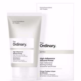 ✨INSTOCK SALE: THE ORDINARY High-Adherence Silicone Primer