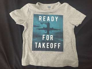 Old Navy Authentic Tees 3t
