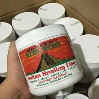 Bentonite clay a.k.a indian healing mask