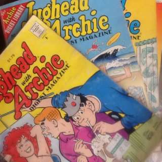 Archie with jughead