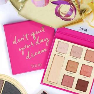 ✨ INSTOCK SALE: Tarte limited-edition don't quit your day dream eyeshadow palette
