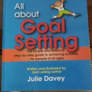 All about goal setting