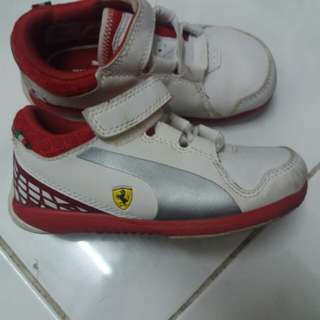 Puma Ferrari