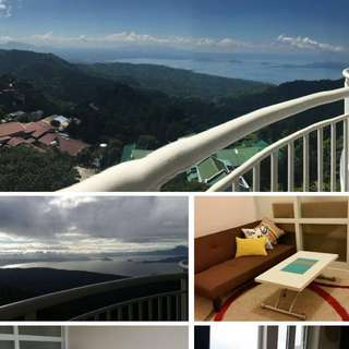 Tagaytay with Taal View (nightly rent)