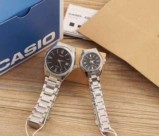 CASIO WATCH SINGLE/COUPLE