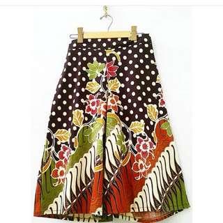Kulot batik