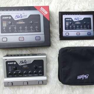 Bluguitar AMP1 100W Guitar Amplifier Head Pedal