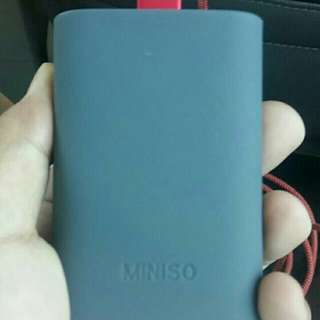 Powerbank Miniso 7500 mah