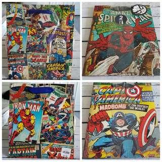 RARE - MARVEL Paper Gift Bags (UK)