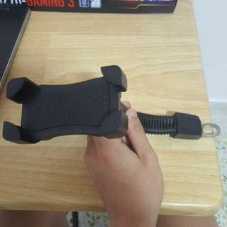 Motorcycle Handphone Holder