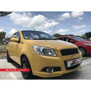 Chevrolet Aveo 5 1.4A
