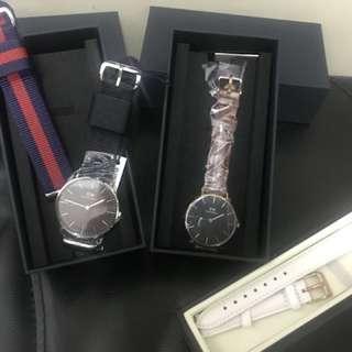 Dw女裝手錶