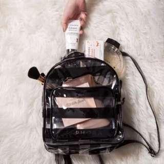 Sephora bagpack