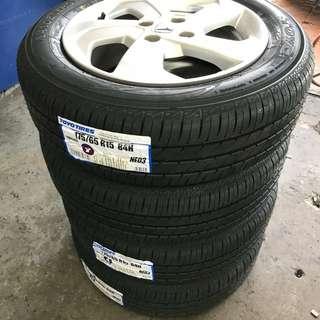 175/65/15 NE03 Toyo Tyre
