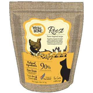 WishBone Roost Cat Food 4lb