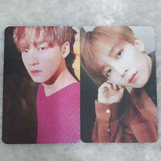 SEVENTEEN DIRECTOR'S CUT OFFICIAL PHOTOCARD