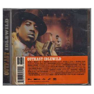 Outkast: <Idlewild> 2006 CD (3D Cover) (Brand New)