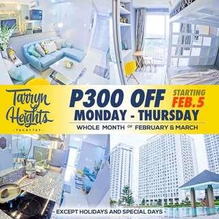 Tarryn Heights Tagayatay