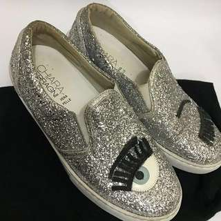 SLIP ON CHIARA FERRAGNI AUTHENTIC ORI