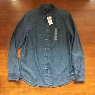 🚚 Polo Ralph  Lauren小馬標 襯衫