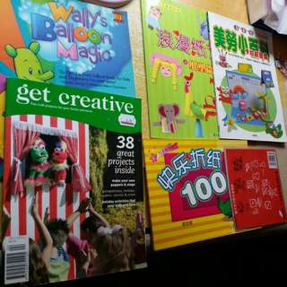 Creative art n craft series