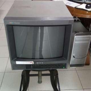 Sony trinitron monitor live view PVM-1440