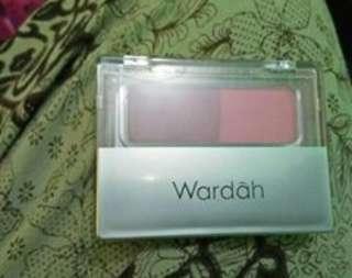Blushon wardah