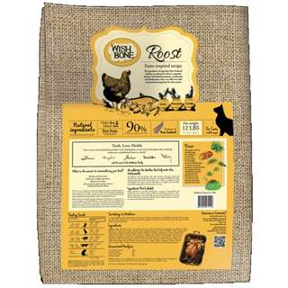 WishBone Roost Cat Food 12lb