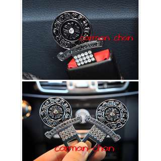 VIP DAD CAR SEAT SAFETY BELT SEATBELT BUCKLE ALARM STOPPER