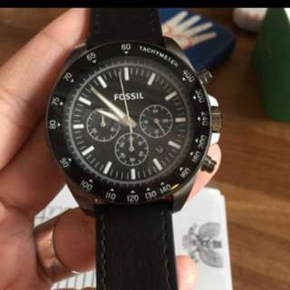 jam tangan fossil authentic