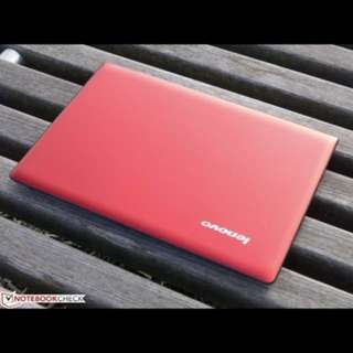 Lenovo 500s red laptop (negotiable fr fast deals)