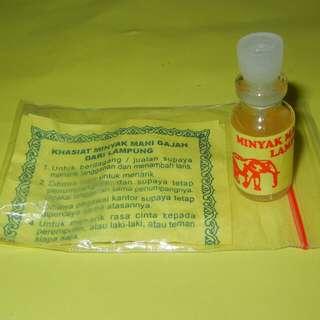 Minyak Air Mani Gajah Asli