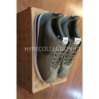 Nike Cortez Olive Green BNIB