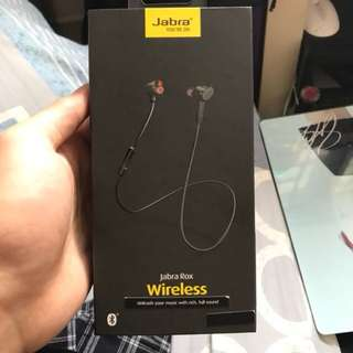 jabra rox wireless 藍芽耳機