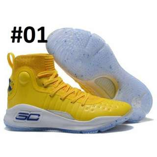 STEPHEN CURRY UNDER ARMOUR SC4 ,