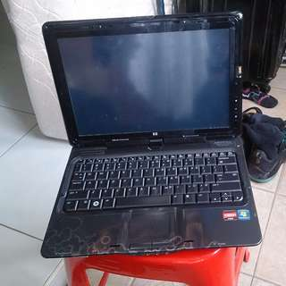 HP TouchSmart tx2 Laptop
